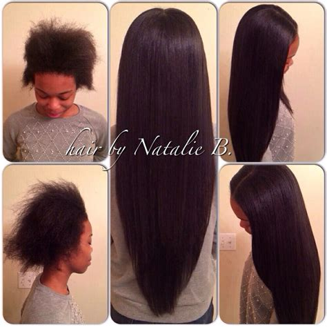 the best hair weave for sew ins for african americans flawless sew in hair weaves by natalie b natalie