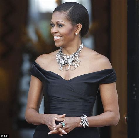 michelle obama website michelle obama shines at us party attended by david