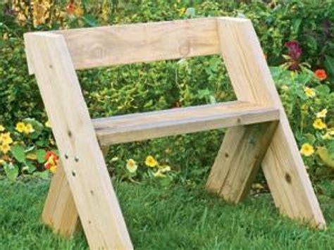 banc en bois avec dossier fabriquer un banc en bois avec dossier cuisine bancs