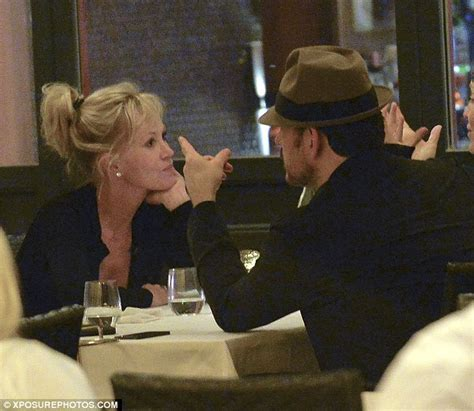 matt dillon is he married look away antonio melanie griffith has cozy dinner with
