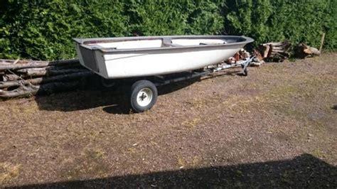 boot met trailer kopen skiff wing van virus boats tweedehands en nieuwe