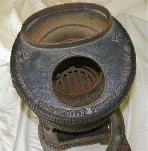 Bargain John's Antiques   Small Cast Iron Pot Belly Stove