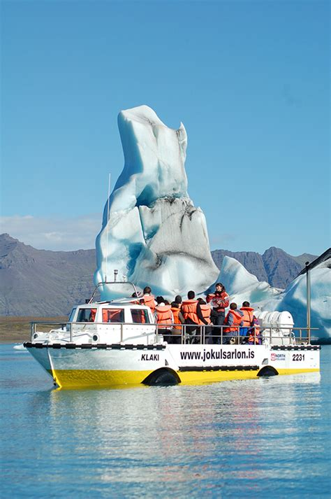 iceland glacier lagoon boat tour jokulsarlon boat tour guide to iceland