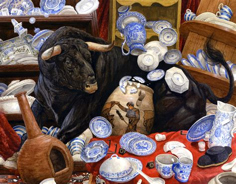 Bull In A China Closet by This Stunning News Just Got Could Be A Changer