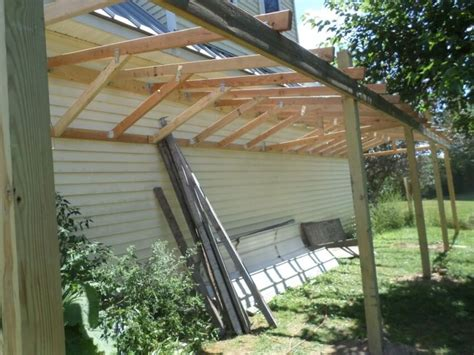 Attaching A Shed To A House by How To Build A Lean To Shed In 5 Easy Steps Diy Shareable