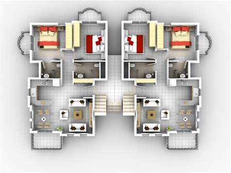 house plans with apartment architecture other rome apartments floor plans