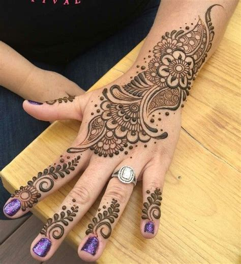 arabic tribal tattoos 1000 ideas about henna flowers on henna