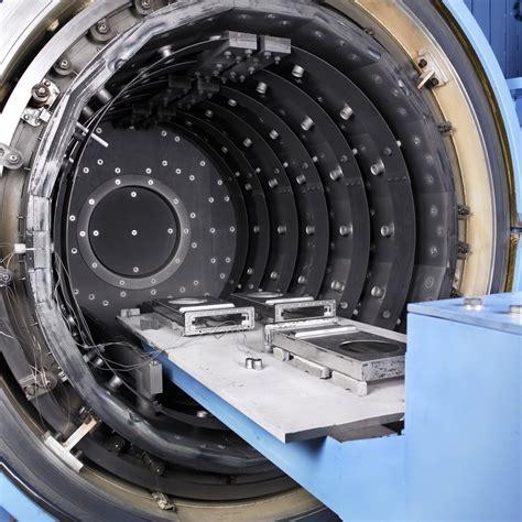 Vaccum Brazing vacuum brazing reducing residual stress via heat treatment
