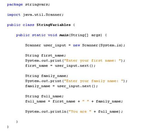 java tutorial user input how to get user input in java java programming java