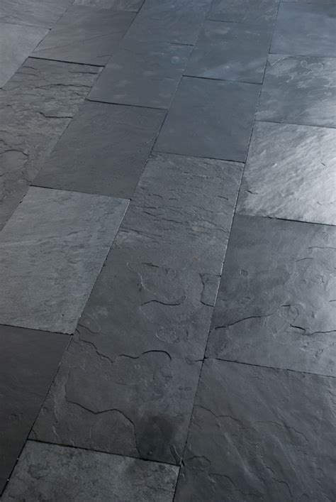 Slate Flooring by Slate Flooring Blue By Artesia 174 International