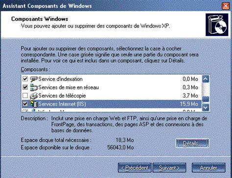 configure xp smpt comment configurer le serveur smtp de windows xp portail