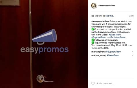 Sweepstakes Management - how can you use hashtags in the comments of a post on instagram easypromos