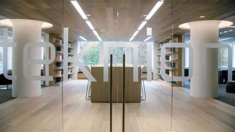 interior design certificate boston teknion boston showroom achieves well certification at