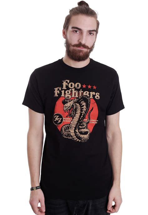 Foo Fighters Tshirt foo fighters cobra t shirt official