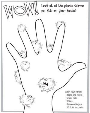 preschool germ coloring pages google image result for http germophobe com wordpress wp