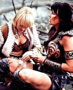 lucy lawless renee o connor fanfiction lucy lawless as xena and renee o connor as gabrielle in a