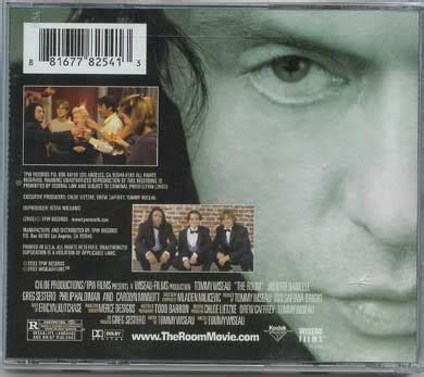 The Room Soundtrack by The Room Poster