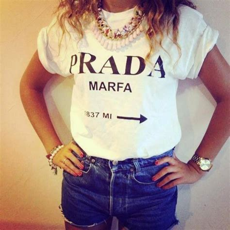 Teza Top Blouse t shirt prada marfa
