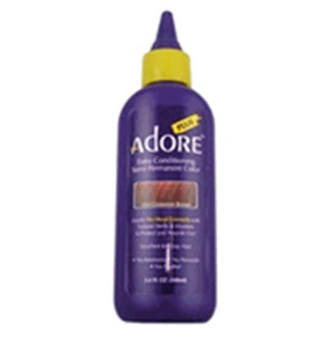 adore plus semi permanent color sleekhaircom hair adore plus semi permanent hair rinse