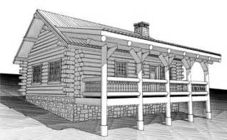 2 Bedroom Log Cabin Plans by Two Bedroom Log Cabin House Plan Small Tiny Homes