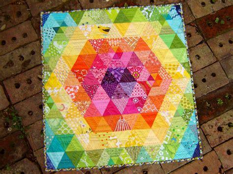 Patchwork Prism Quilt - patchwork prism marci designs