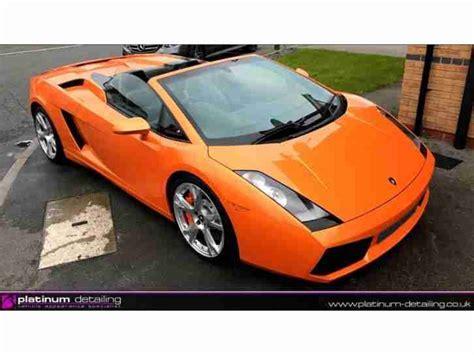V10 Lamborghini Price Lamborghini Gallardo 5 0 V10 Spyder Car For Sale