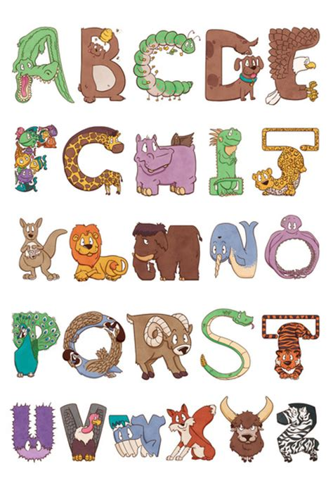 printable animal shaped letters animal print letters clip art www pixshark com images
