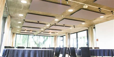 Suspended Acoustic Ceiling Panels Acoustic Projects Complete In Different Buildings Companies