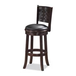 shop boraam industries sumatra cappuccino bar stool at
