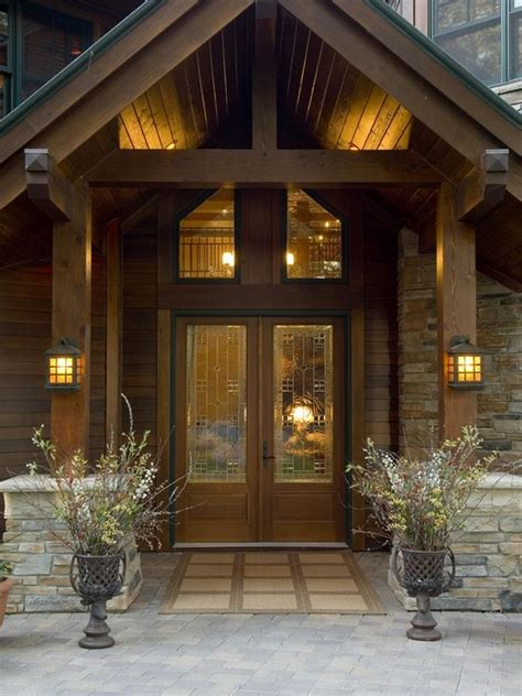 small home entrance decorating ideas with lighting on