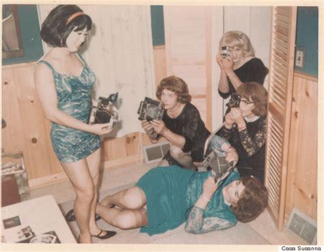 vintage crossdresser at home casa susanna documents secret 1950 s cross dressing