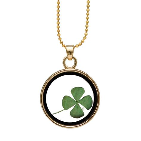 lockets for jewelry aliexpress buy four clover leaf gold floating
