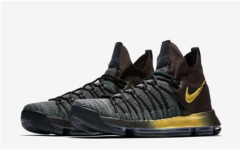 Mba Fury Elite Basketball by Gold Yellow Mens Nike Kd 9 Shoes