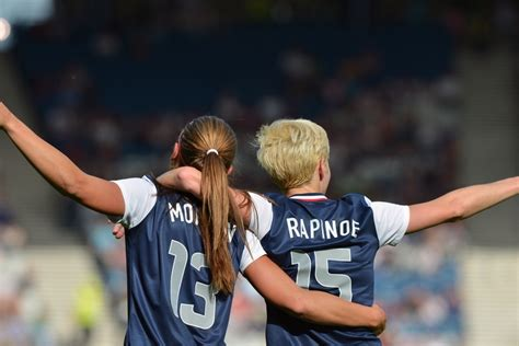 alex and megan rapinoe pin by sporting id on 2012 olympics