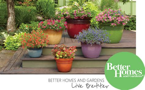 better homes and gardens container gardening 10 brilliant tips on getting garden ready home made by