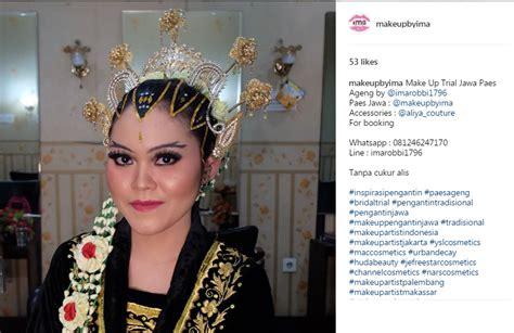 Make Up Pengantin Di Bogor make up artist bogor make up pengantin bogor dan wisuda