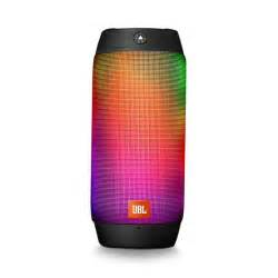 jbl color changing speaker jbl pulse 2 splashproof bluetooth speaker with light show