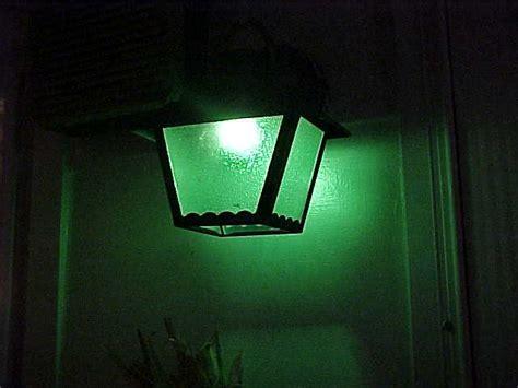 green porch light 2017 green light intended for green porch light for property