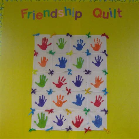 kindergarten activities on friendship would love to do this for the kiddos at church for kids