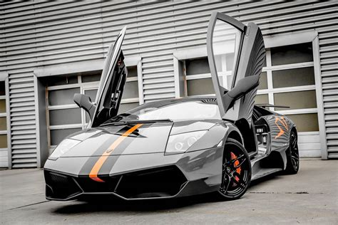 Lamborghini Murcielago Exhaust Awesome Of Lamborghini Murcielago Lp670 4 Sv With