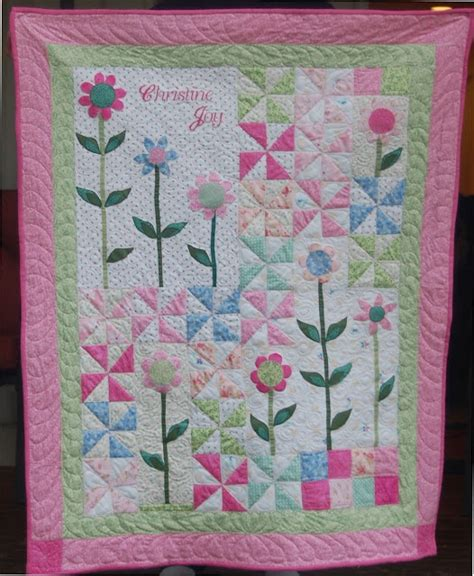 cute quilt pattern cute little girl baby quilt quilt patterns pinterest