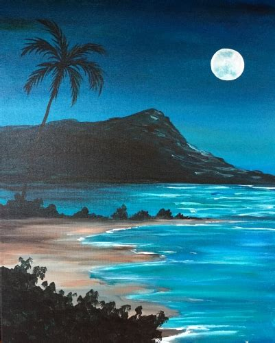 paint nite island photos chat n chew july 28 2017 paint nite event