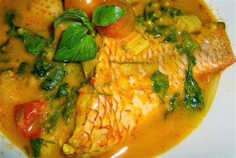 resep masak   membuat ikan kerapu bumbu kuning