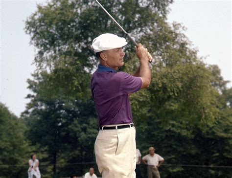 ben hogan swing thoughts what ben hogan said when he witnessed a shank