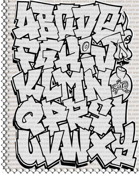 wong lee hong   graffiti alphabet