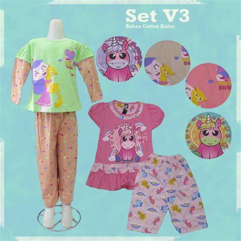 Grosir Murah Baju Anak Softella Set Adek pusat grosir setelan anak perempuan murah 24ribuan