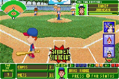 Backyard Baseball Unblocked 77 Backyard Baseball Symbian Backyard Baseball Sis