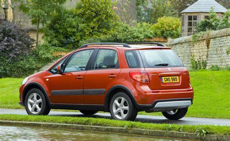 Suzuki Sx4 Reliability by Suzuki Sx4 Hatchback Review 2006 2014 Parkers