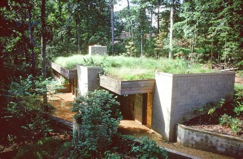 berm home modern earth sheltered homes modern earth roof and berm