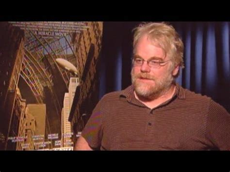 philip seymour hoffman synecdoche synecdoche new york philip seymour hoffman interview